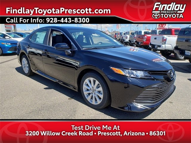 2020 Toyota Camry LE LE Auto Regular Unleaded I-4 2.5 L/152 [19]