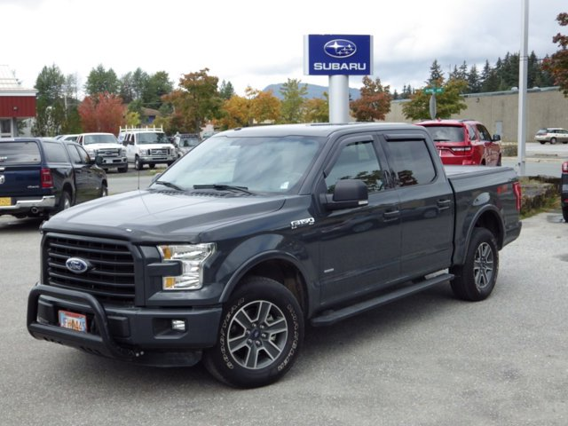 Used 2016 Ford F-150 in Juneau, AK