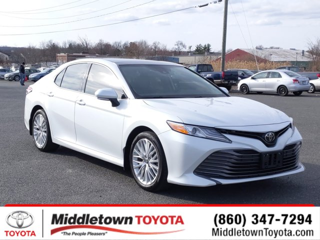 Used 2019 Toyota Camry in Middletown, CT