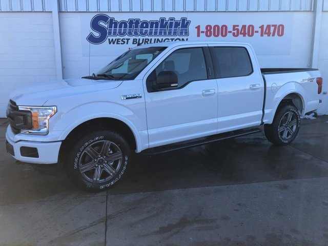New 2020 Ford F-150 in West Burlington, IA
