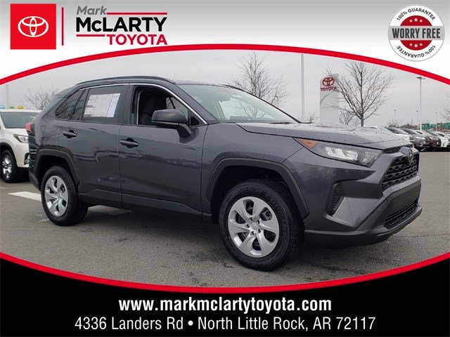 New 2020 Toyota RAV4 in North Little Rock, AR