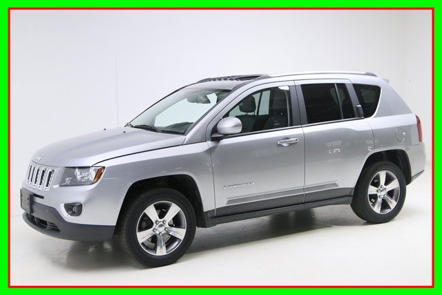 Used 2017 Jeep Compass in Cleveland, OH