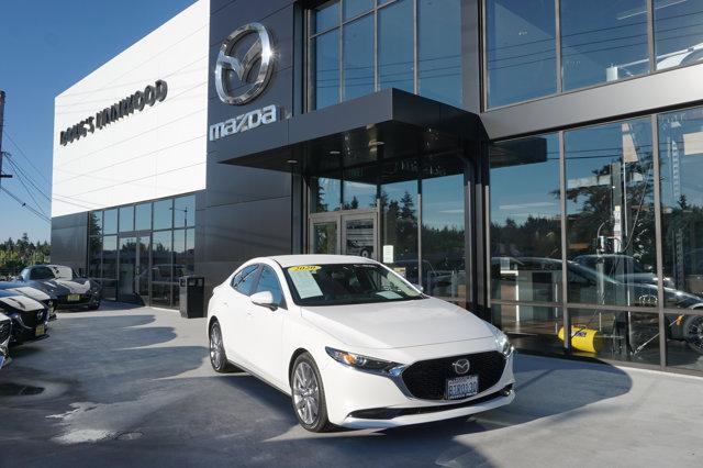 Used 2020 Mazda Mazda3 Sedan AWD w-Preferred Pkg