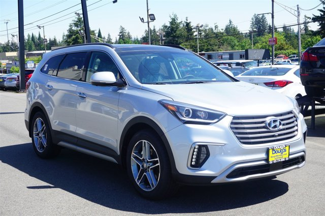 New 2017 Hyundai Santa Fe Limited Ultimate 3.3L Automatic AWD