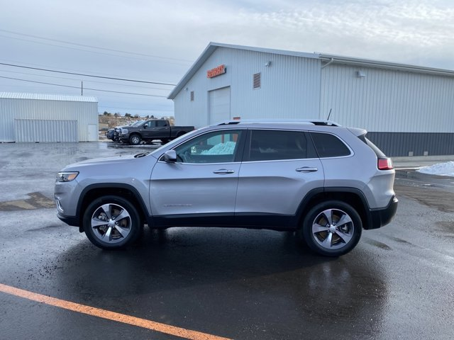 Used 2019 Jeep Cherokee Limited 4x4