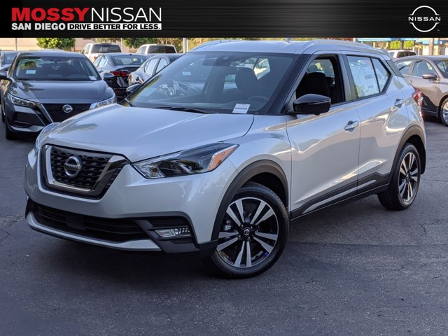 2020 Nissan Kicks SR SR FWD Regular Unleaded I-4 1.6 L/98 [9]