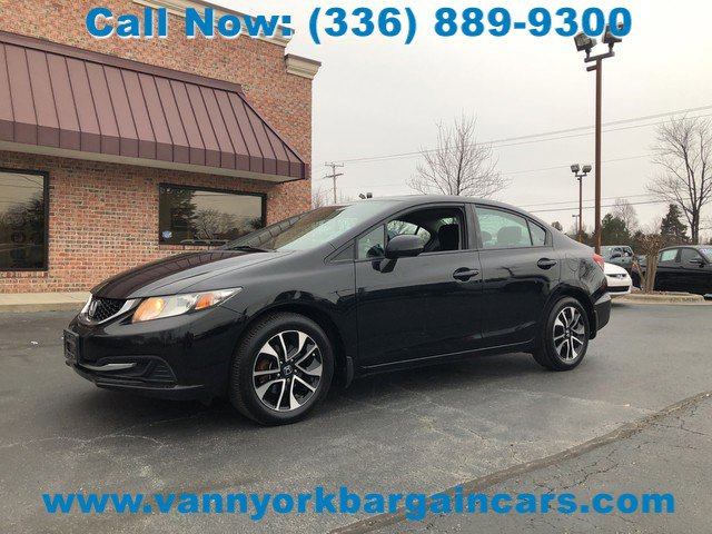 Used 2013 Honda Civic Sedan in High Point, NC