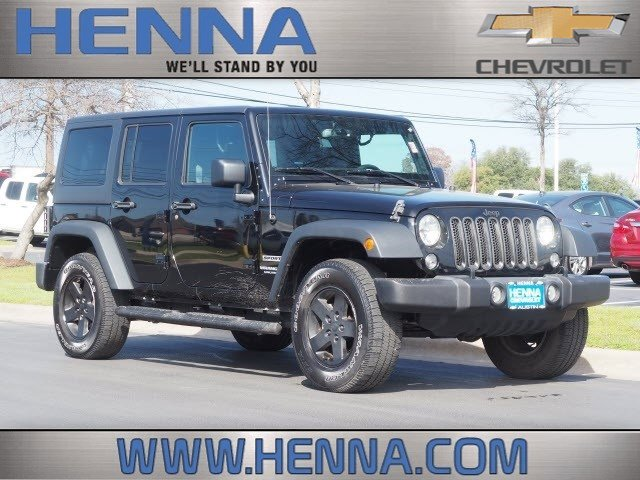 Used 2015 Jeep Wrangler Unlimited in Austin, TX