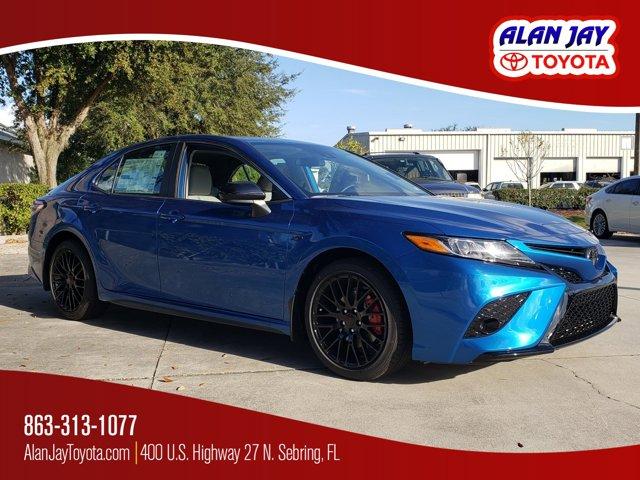 New 2020 Toyota Camry in Sebring, FL