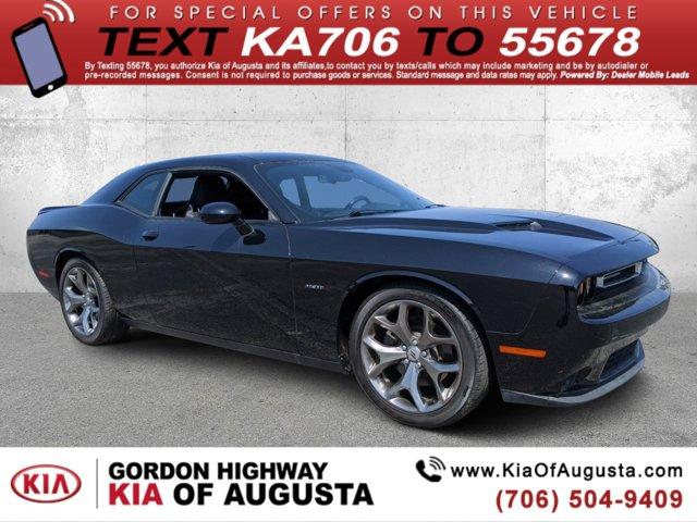 Used 2017 Dodge Challenger in Augusta, GA