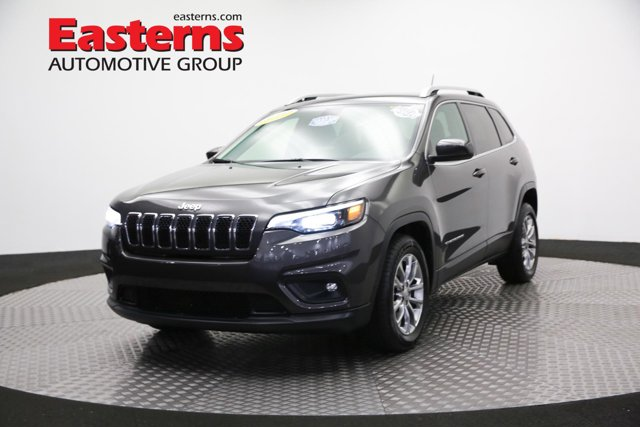 2019 Jeep Cherokee for sale 124313 0