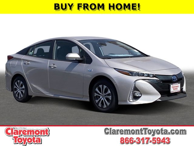 2021 Toyota Prius Prime Limited Limited Gas/Electric I-4 1.8 L/110 [2]