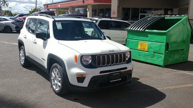 New 2019 Jeep Renegade in Pearl City, HI