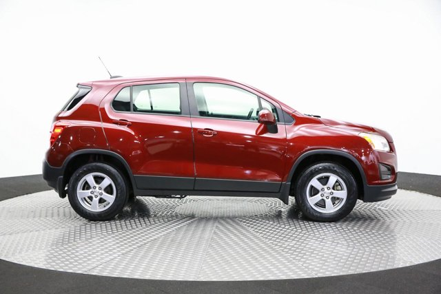 2016 Chevrolet Trax for sale 123546 3