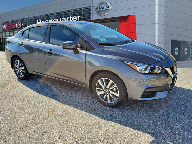 New 2020 Nissan Versa in Columbus, GA