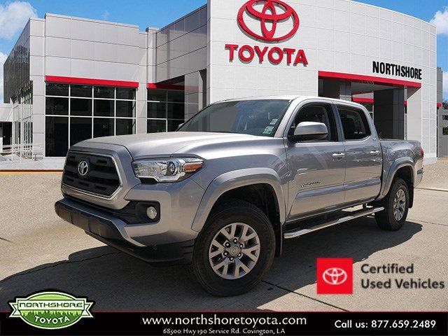 Used 2017 Toyota Tacoma in Covington, LA