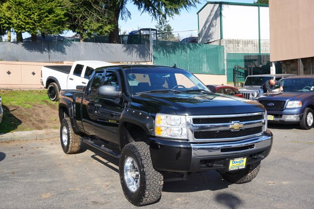 Used 2009 Chevrolet Silverado 1500 in Lynnwood Seattle Kirkland Everett, WA