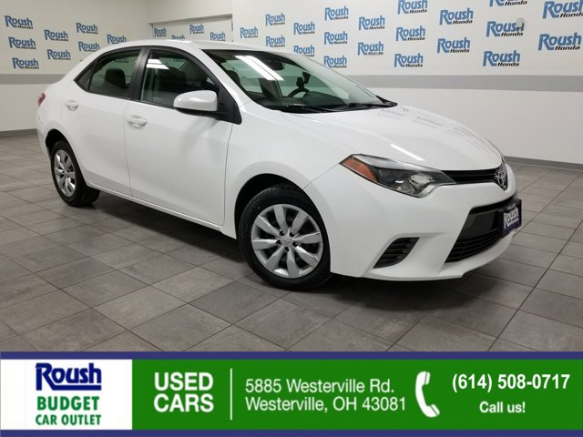 Used 2015 Toyota Corolla in Westerville, OH