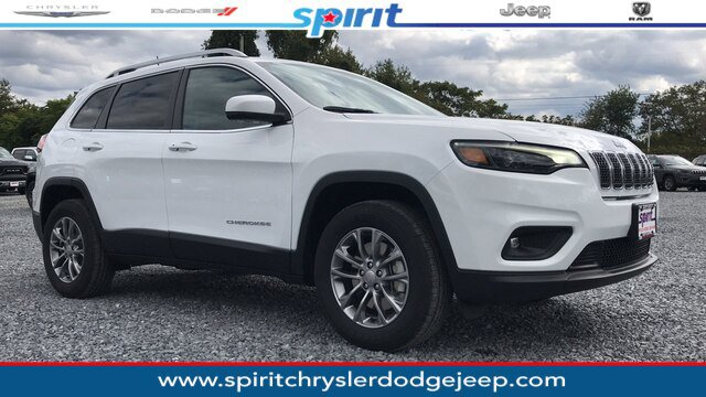 New 2020 Jeep Cherokee in Swedesboro, NJ
