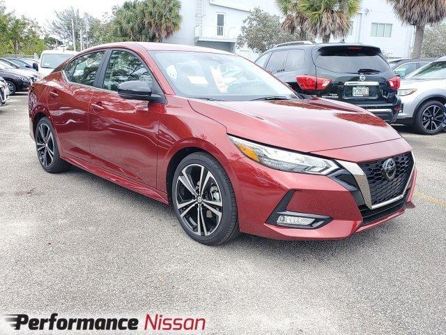 New 2020 Nissan Sentra in Pompano Beach, FL