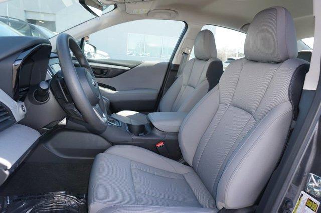 New 2020 Subaru Legacy CVT