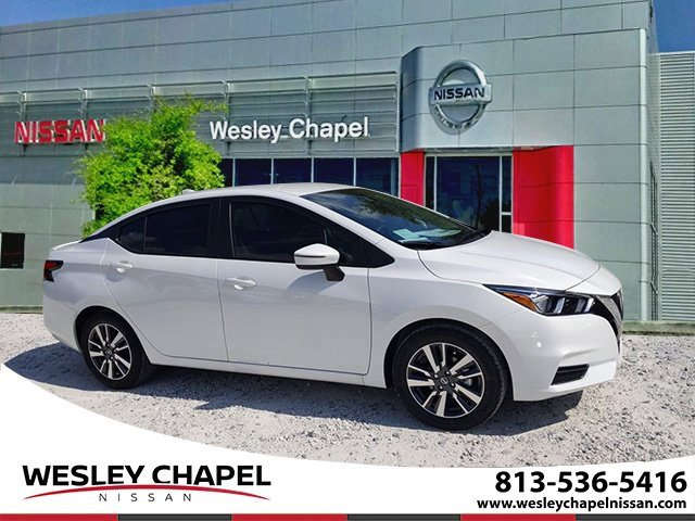 New 2020 Nissan Versa in Wesley Chapel, FL