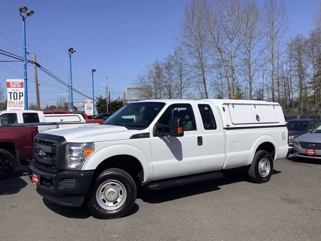 Used 2015 Ford Super Duty F-250 SRW 4WD SuperCab 142 XL