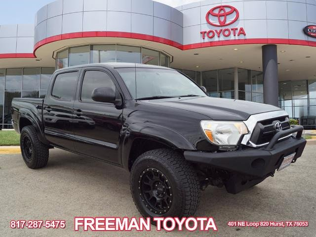 Used 2012 Toyota Tacoma in Hurst, TX