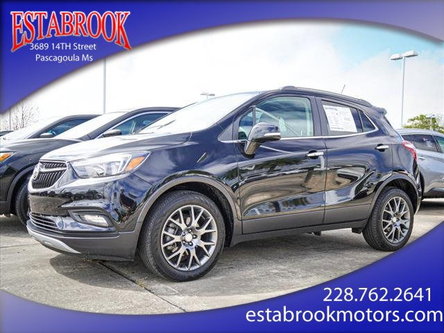 Used 2019 Buick Encore in , MS