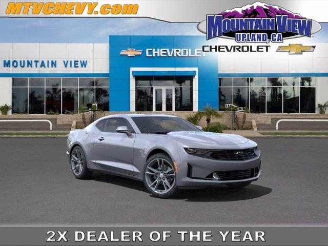 2021 Chevrolet Camaro 1LT 2dr Cpe 1LT Gas V6 3.6L/222 [7]