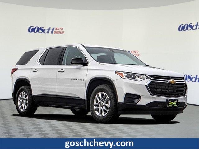 New 2020 Chevrolet Traverse in Hemet, CA