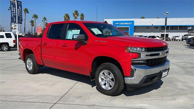 """2020 Chevrolet Silverado 1500 LT 2WD Crew Cab 147"""" LT Turbocharged Gas I4 2.7L/166 [4]"""