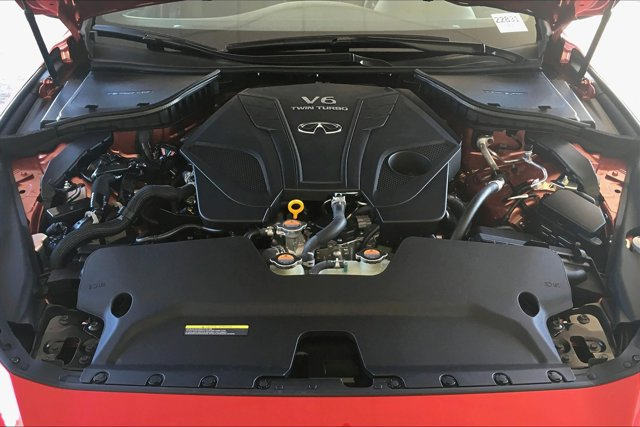 Used 2019 Infiniti Q50 RED SPORT 400 RWD