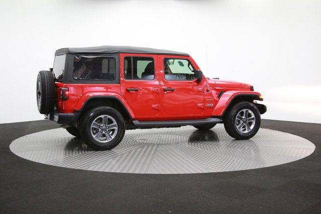 2019 Jeep Wrangler Unlimited for sale 123385 36
