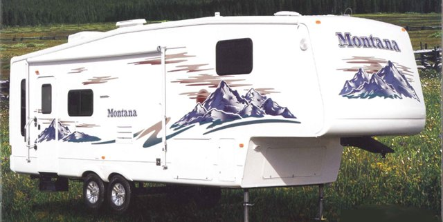 Used 2006 KEYSTONE MONTANA in O