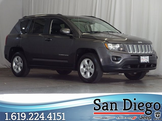 Used 2017 Jeep Compass in San Diego, CA