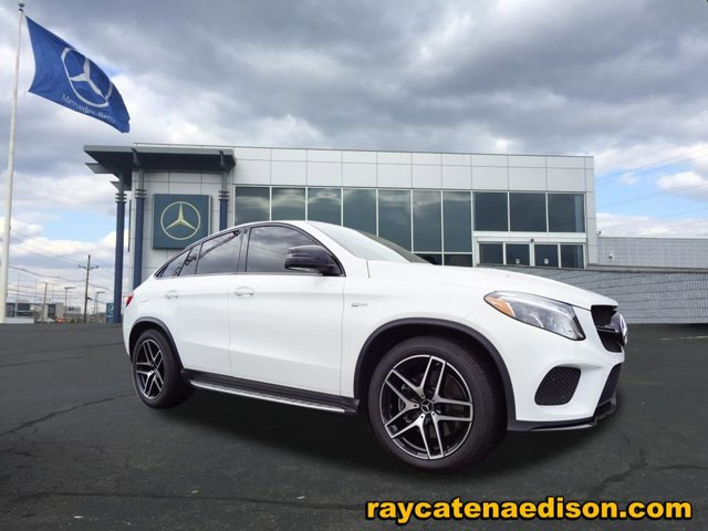2019 Mercedes GLE AMG GLE 43 Turbocharged All Wheel Drive Air Suspension Active Suspension Powe