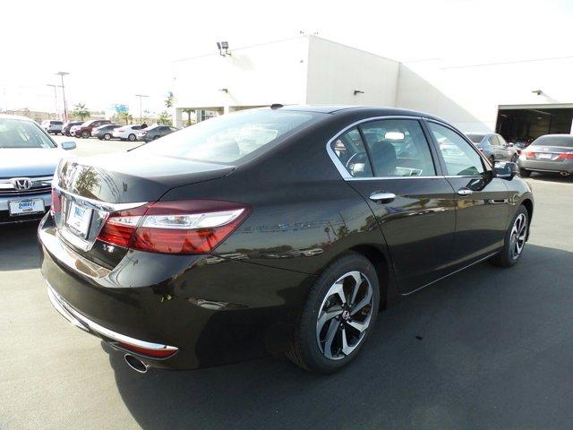 New 2017 Honda Accord Sedan EX-L V6 Auto