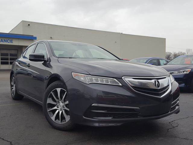 The 2016 Acura TLX Tech photos