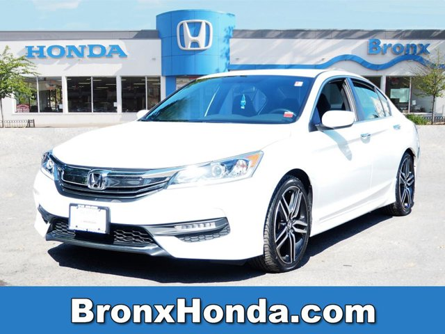 Used 2017 Honda Accord Sedan in Bronx, NY