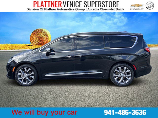 Used 2017 Chrysler Pacifica in Venice, FL