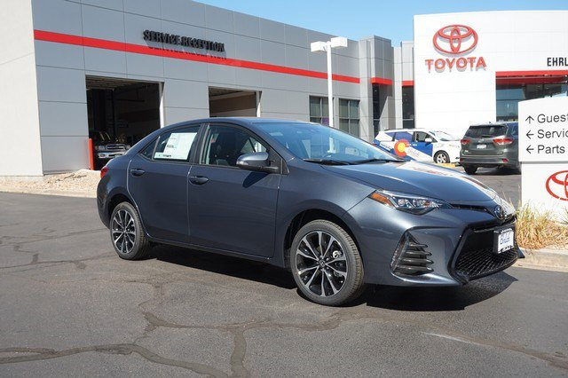 New 2019 Toyota Corolla in Fort Morgan, CO