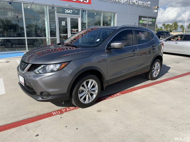 2019 Nissan Rogue Sport SV FWD SV Regular Unleaded I-4 2.0 L/122 [4]