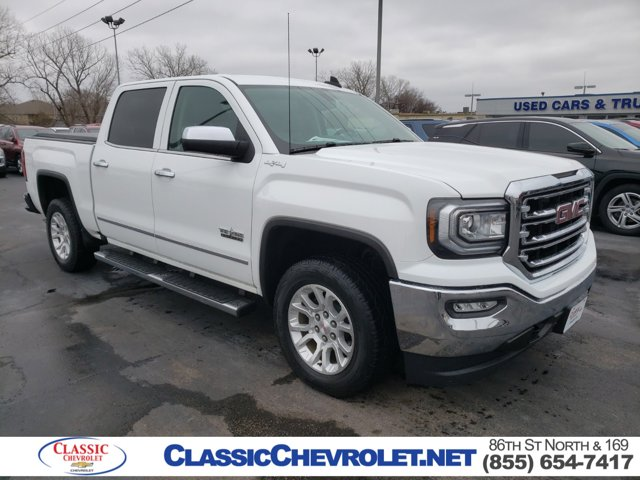 Used 2017 GMC Sierra 1500 in Owasso, OK