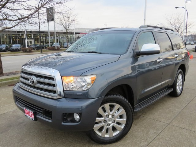 Used 2010 Toyota Sequoia in Akron, OH
