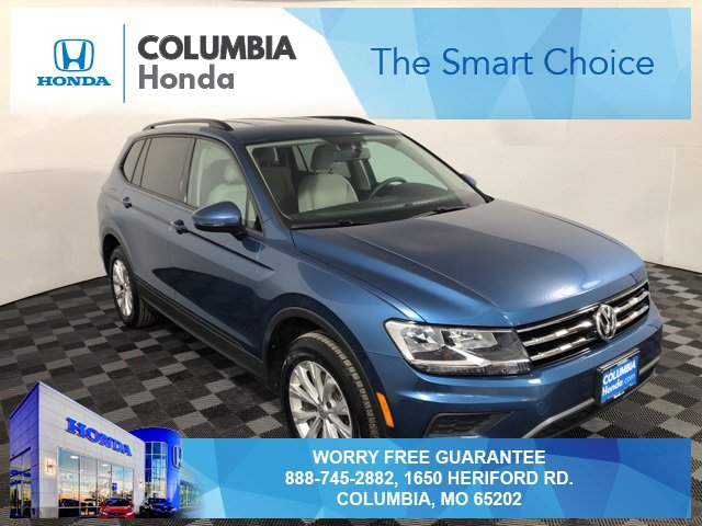 Used 2018 Volkswagen Tiguan in Columbia, MO