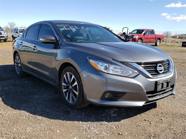 Used 2017 Nissan Altima in Fort Collins, CO