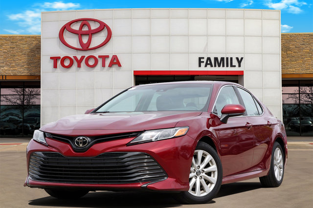 Used 2019 Toyota Camry in Burleson, TX