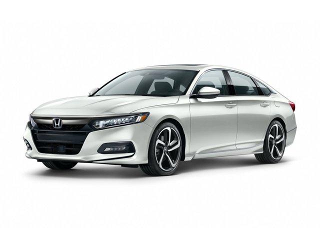 New 2020 Honda Accord Sedan in Ocala, FL