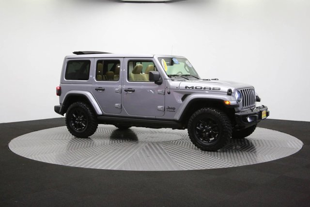 2019 Jeep Wrangler Unlimited for sale 125561 42
